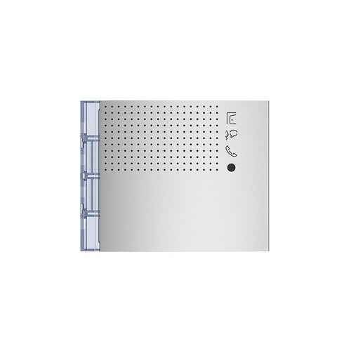 Legrand/Bticino–Alle Module Audio Vorderseite aus Metall