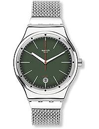 Swatch Herren-Armbanduhr YIS407GA