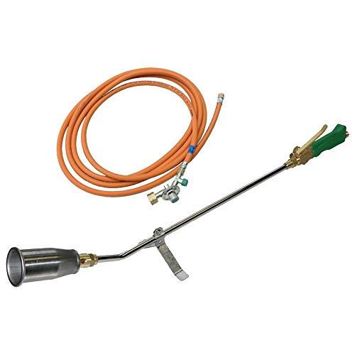 Format 4030956003660-Universalbrenner U55/800m.5m Schlauch und Regler -