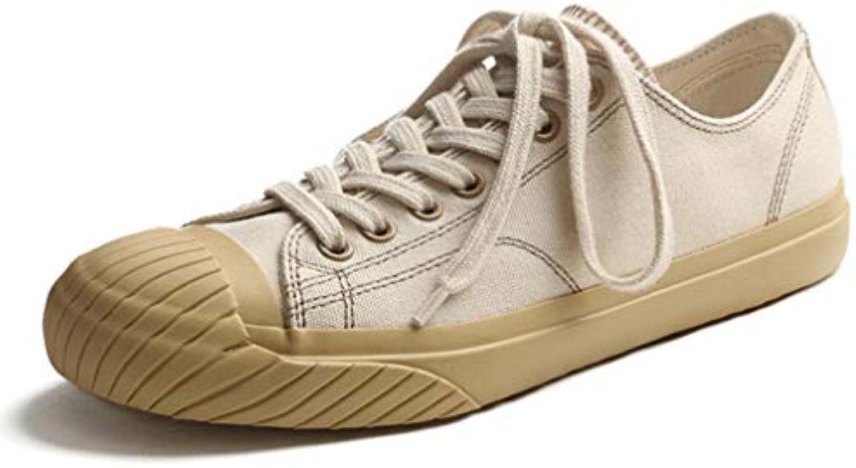 les chaussures de baskets sport femaroly baskets de de toile raie occasionnelle faible plus respirable rétro chaussure de marche 118c16