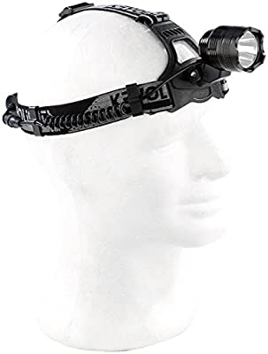 KryoLights Stirnlampe SL-1010.c mit Cree-LED, 10 W