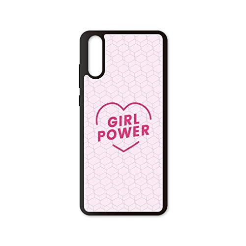 Funda móvil Huawei P20 Girl Power 3D
