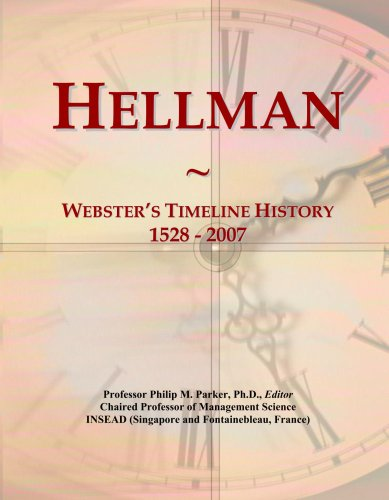 hellman-websters-timeline-history-1528-2007