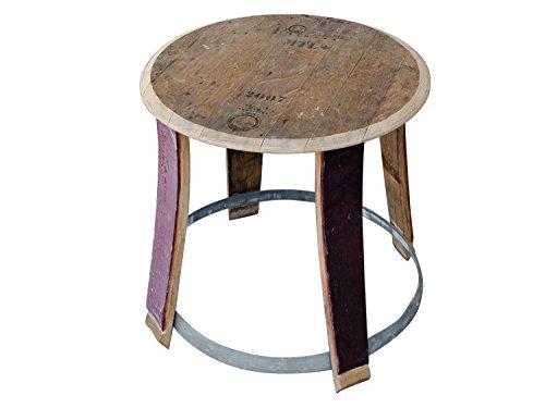 TEMESSO-Mesa-auxiliar-jardn-madera-con-elementos-de-un-barril-o-barrica-de-vino-madera-natural