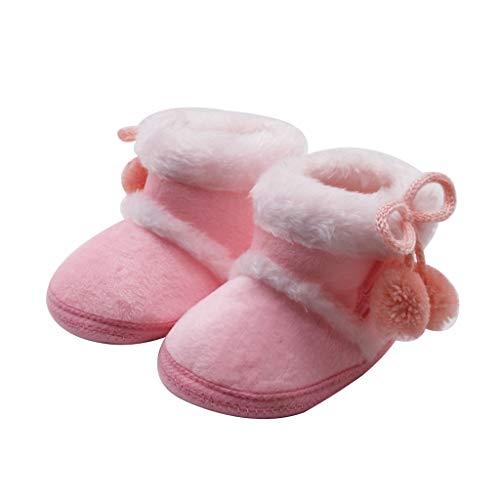 FELZ Zapatos Bebe Niña Primeros Pasos con Suela Muchachas Lindas del Bebé Niña Niño Bautizo Botas...