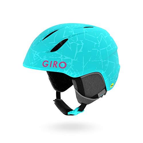 Giro Snow Unisex Jugend Launch Junior MIPS Skihelm, Matte Glacier Rock, XS -
