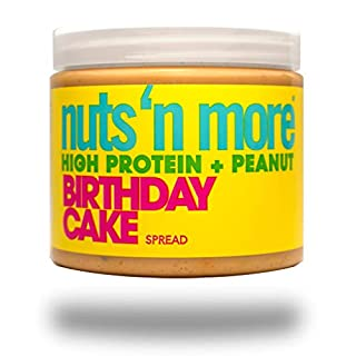 Nuts'n More Peanut Butter Birthday Cake, 454 g