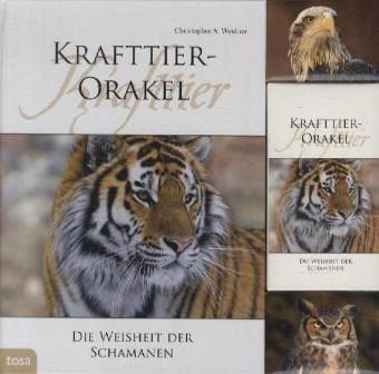 Krafttier-Orakel (Buch mit Orakel-Karten in Geschenkbox): Die Weisheit der Schamanen