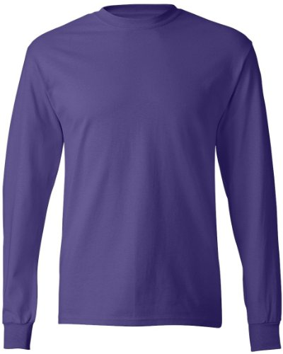 Tattoo Mutter auf American Apparel Fine Jersey Shirt Violett - Violett