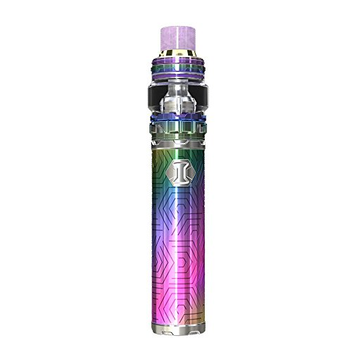 P&W Cigarette électronique Eleaf I Just 3 Kit - 3000 mAh 6,5 ml e-cigarette sans nicotine ni tabac, sans liquide Dazzling