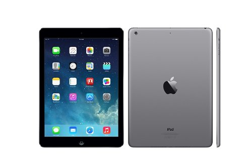 Get Apple iPad Air 128GB 4G : Space Grey – Unlocked Reviews