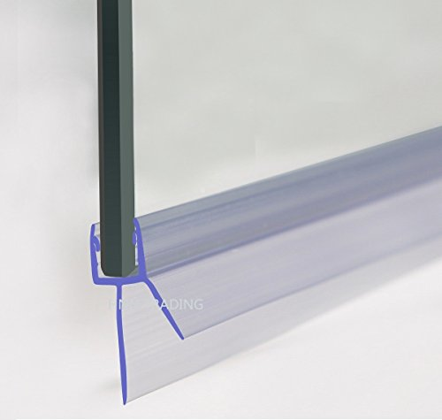 Shower Screen Seal (Glass Thickness 4-6mm | Gap to Seal 20mm)