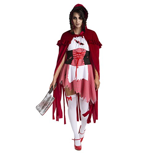 nbuch Kostüm (Halloween Red Riding Hood Kostüme Uk)