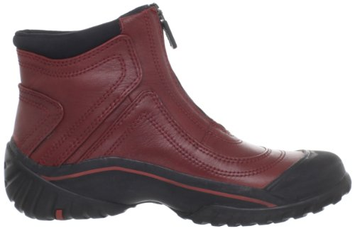 Clarks Muckers Glaze Boot Red