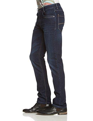 Atelier GARDEUR Herren Straight Leg Jeans Batu Blau (Dark Stone 68)