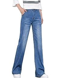 e0d66f5f88a3 Amazon.es: Pantalones Vaqueros Mujer - Vaqueros / Mujer: Ropa
