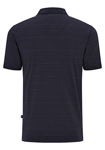 hajo Herren H Poloshirt Stay Fresh Marine