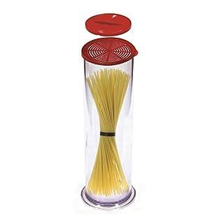 Cuisy kc2259Express Pastatopf für Kunststoff Rot 11,2x 11,2x 32,23cm
