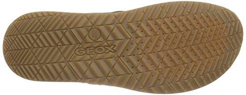 Geox Herren U Artie B Sandalen Grün (SAGEC3016)