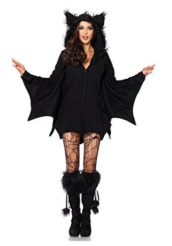Kostüm Dress Bat Fancy - Leg Avenue Plus Size Cozy Bat Adult Fancy Dress Costume 7X