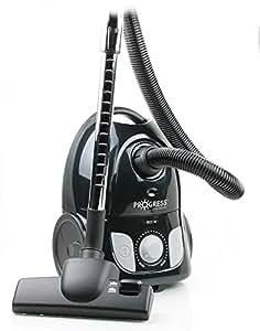Progress pC 2369 dB noir aspirateur traîneau 1800 w avec variateur électronique de puissance
