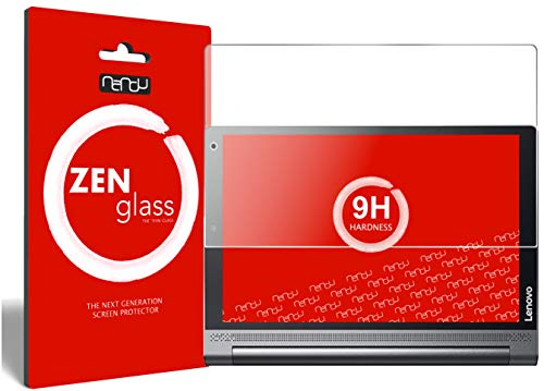 nandu I ZenGlass Flexible Glas-Folie für Lenovo Yoga Tab 3 Plus Panzerfolie I Bildschirm-Schutzfolie 9H