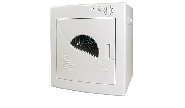 Kompakter mini tisch w�schetrockner wei� ideal