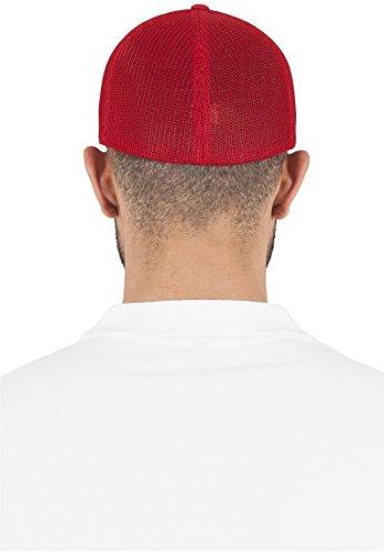 Flexfit Trucker Cap Damen / Herren Baseball Kappe Fitted Erwachsene