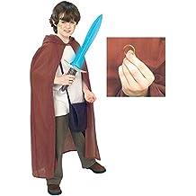 Kit disfraz de Frodo Lord of the rings para niño
