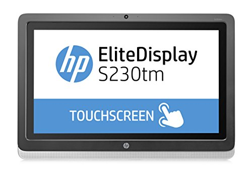 HP S230TM Elitedisplay Touch LCD Monitor 23 ""