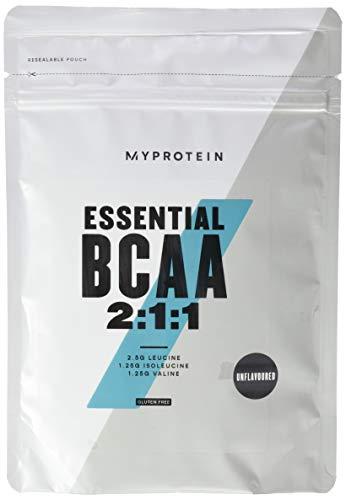 Myprotein BCAA Unflavoured, 1er Pack (1 x 250 g) - Traubensaft 1 Liter