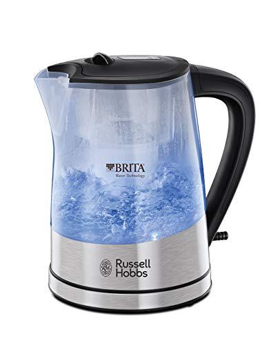 Russell Hobbs 22850-70 Tetera eléctrica Purity, 2200 Watt,1,5 l