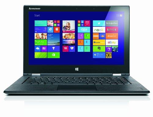 Lenovo Yoga 2 Pro 13.3-inch Touchscreen Laptop - Silver (Intel Core i7 4500U 1.8GHz Processor, 8GB RAM, 256GB SSD, LAN, WLAN, BT, Webcam, Integrated Graphics, Windows 8.1 Home Premium)