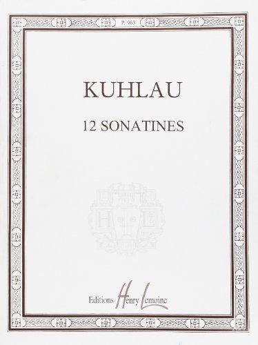 Sonatines (12) Op.20-55-59