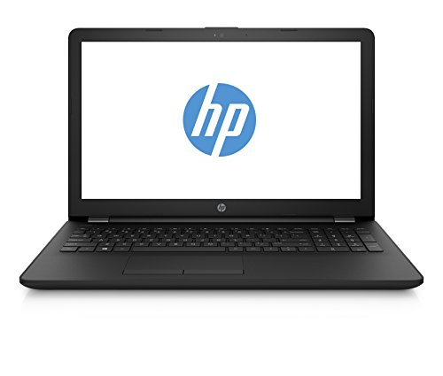 HP 15-bs025ng 2BT32EA 39,6 cm (15,6 Zoll) Notebook (Intel Celeron N3060, 4GB RAM, 1TB HDD, Intel HD-Grafikkarte 400, FreeDOS 2.0) schwarz