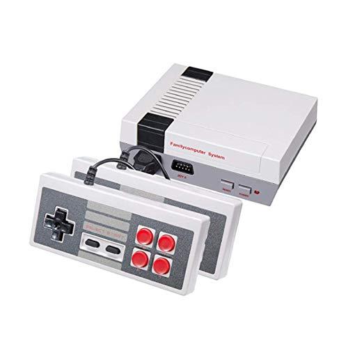 Console de jeu Mini TV familiale classique de 620 jeux Retro...