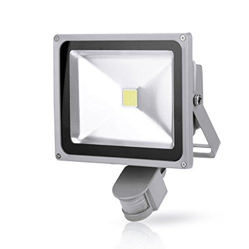 Mcitymall77-10W-20W-30W-50W-100W-Watt-LED-PIR-Floodlight-With-Security-Motion-Sensor-Energy-Saving-Security-Outdoor-Waterproof-Flood-Lamp-IP65Cool-White