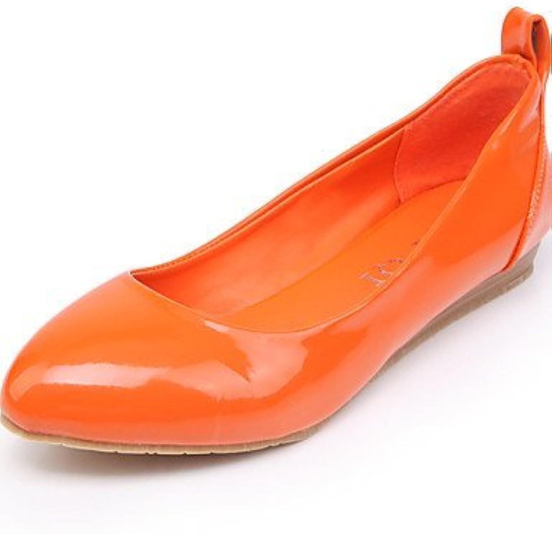 ShangYi ShangYi ShangYi Scarpe Donna - Ballerine - Tempo libero   Formale   Casual - A punta - Piatto - Finta pelle - Nero   Blu... | Ottima selezione  2949d9