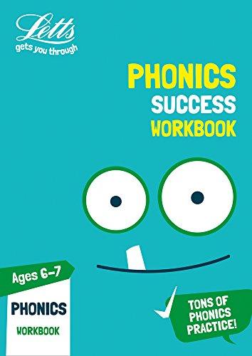 Phonics Ages 6-7 Practice Workbook (Letts KS1 Practice) por Letts KS1