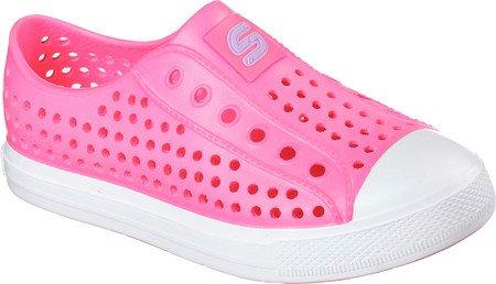 Skechers Girls Guzman Sandal Sass Sneaker Hot Pink
