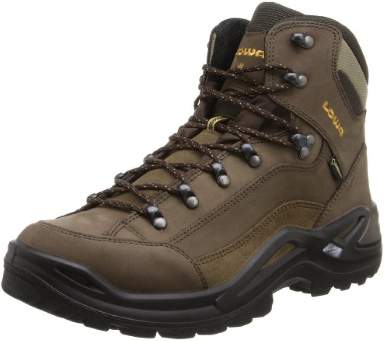 Lowa Mens Renegade Gore-Tex Nubuck Boots