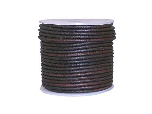 Cables Craft-Cordón piel redondo mujeres Ronda