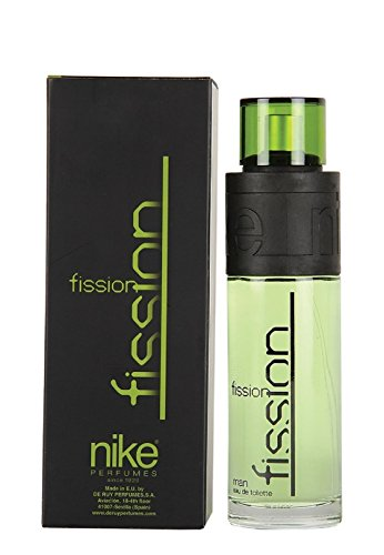 Nike Fission EDT for Men, Green, 100ml