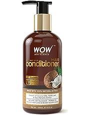 WOW Coconut Milk Conditioner No ParabensMinerals Silicones