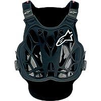 Alpinestars A-8 Light pettorale - protection vest - nero - M-2XL