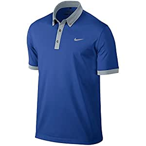 2014 Nike Ultra 2.0 Mens Golf Polo Shirt Game Royal XL