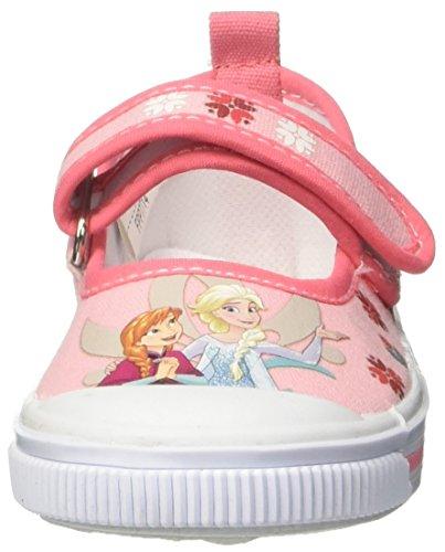 Frozen Mädchen Fpp7714 Ballerinas Rosa