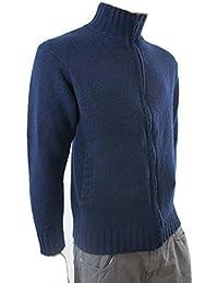 Easy - Pull -  - Uni Homme Bleu Bleu marine