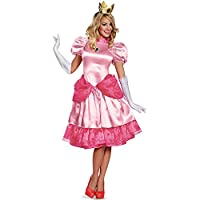 Disfraz Princesa Peach mujer Taille S