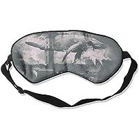 Eye Mask Eyeshade Whale Picture Sleep Mask Blindfold Eyepatch Adjustable Head Strap preisvergleich bei billige-tabletten.eu